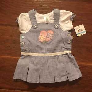 Other - NWT Cuddle Bear Collection 2 Pc Outfit